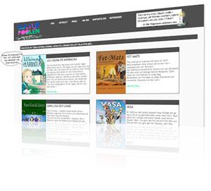 kreativ bureau producerar webbplats till kulturpoolen