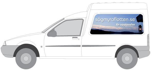 Bil grafik till Sågmyra bastuflotte