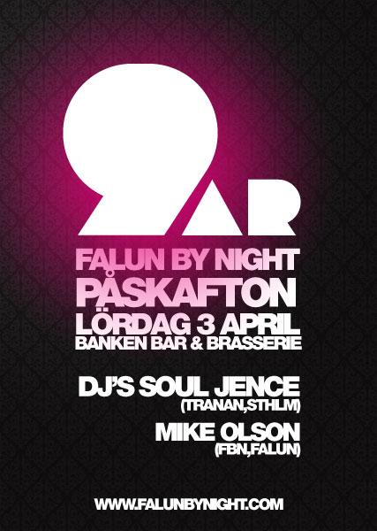 Falun By Night firar 9år!