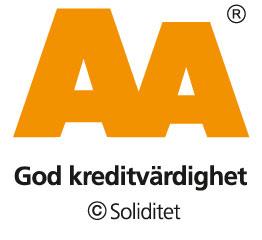 Kreativ Bureau erhåller betyget AA-rating