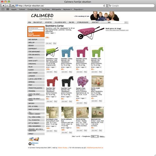 calimero-webbshop-new