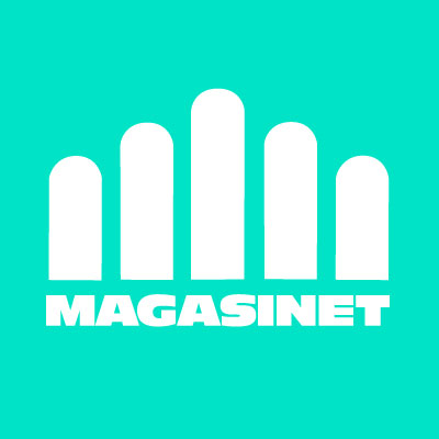 Facebook icon Magasinet Miami