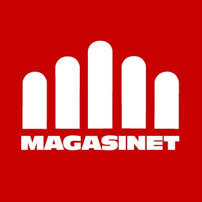 Facebook icon Magasinet Röd