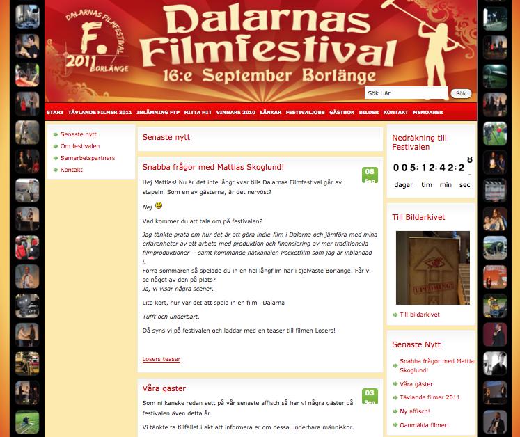 Dalarnas Filmfestival