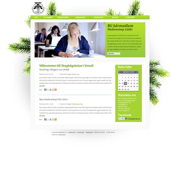 Skogshögskolan-Start